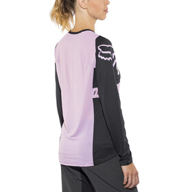 Fox Flexair Long Sleeve Jersey Women lilac